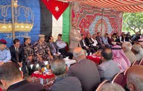 عجلون : لقاء يبحث مطالب منطقة الصفا