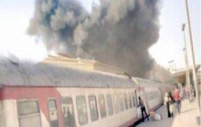 استقالة وزير النقل على خلفية حادث محطة القطارات في القاهرة