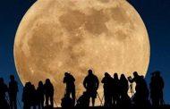 القمر العملاق الليلة في أقرب حالاتة للأرض