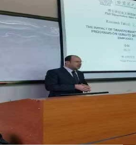 نضال فواز القضاة …مبارك الدكتوراه