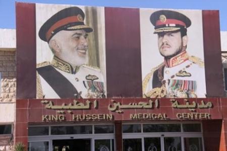 مخطط لإقامة برج طبي في مدينة الحسين الطبية 30 طابق