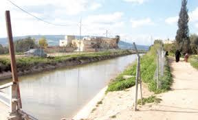 وزارة المياه والري : اعمال صيانة وقائية لقناة الملك عبد الله