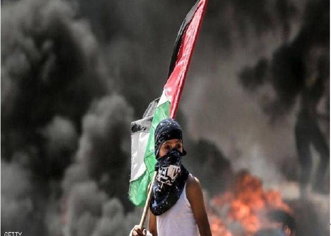 استشهاد فلسطيني وغارات إسرائيلية على مواقع في غزة