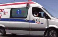 11 اصابة اثر حادث تصادم في السلط