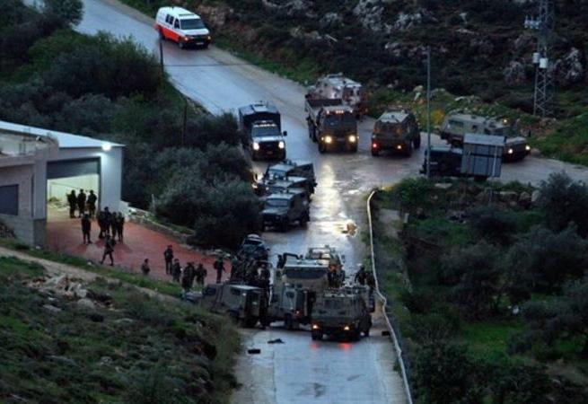 شهيدان برصاص الاحتلال غرب رام الله