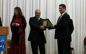 افتتاح فعاليات المعرض الفني في عجلون