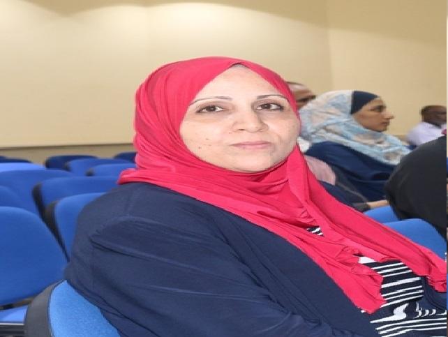 مبارك لـ ربيعه المومني نجاحها في امتحان القيادة التربوية