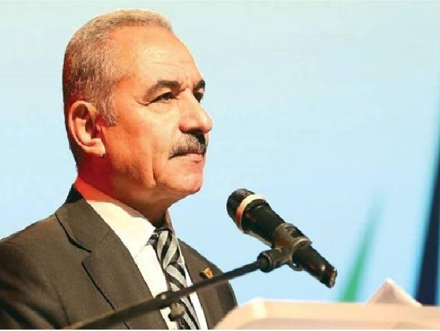 محمد اشتية رئيسا للحكومة الفلسطينية