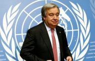 غوتيريس: الاردن يلعب دورا رائدا في العالم لإحلال السلام