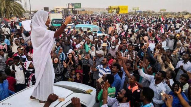 رفض فض الاعتصامات في السودان