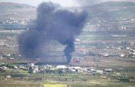 الاحتلال الاسرائيلي يقصف أرضا زراعية شرق بيت حانون شمال قطاع غزة