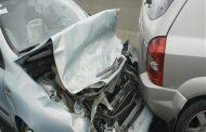 5 اصابات بحادث تصادم في اربد